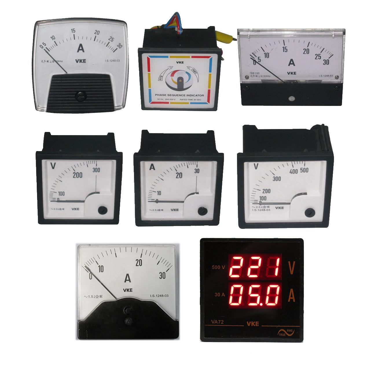 Product Range - Meters